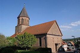 Die katholisch Pfarrkirche St. Georg