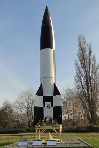 Peenemünde - V-2 rocket