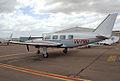 VH-FMU Piper PA-31 Navajo C Great Western Aviation (9172024206).jpg
