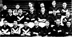 Jack Moriarty - Image: V Ictorian Football League Interstate Team (1928)