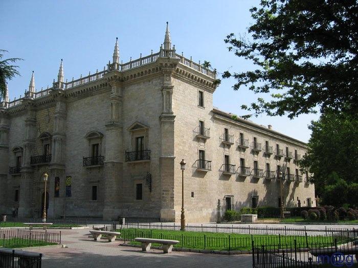 Valladolid - Palacio de Santa Cruz