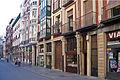 Valladolid calle Plateria acera pares lou.jpg