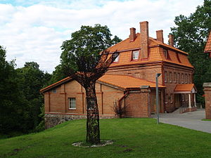 Valmiera - Image: Valmiera muuseum