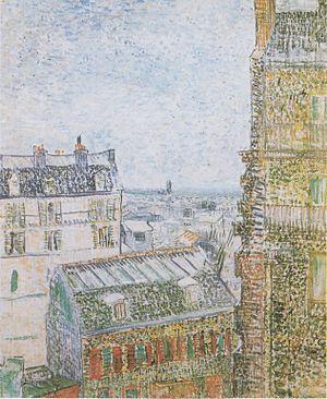 Van Gogh - Blick auf Paris aus Vincents Zimmer in der Rue Lepic.jpeg