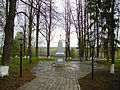 Varnavino. Monument to perished county Red Guardsmen of 1918.jpg