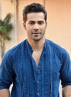 Varun Dhawan Indian actor
