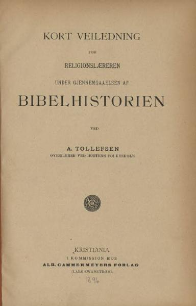 File:Veiledning af Bibelhistorien.djvu