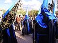 Venerable Hermandad del Santísimo Cristo de la Lanzada y María Santísima de la Caridad, Granda, Semana Santa 2009 (7).JPG