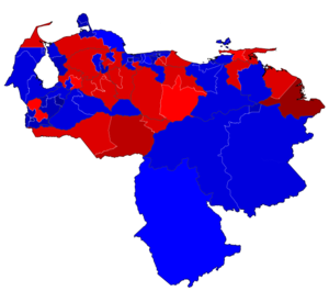 Venezuelan Parliamentary Election Wikipedia - Us map electoral votes 2016 unfilled