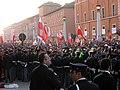 Via della conciliazione durante i funerali di G.P.II.jpg