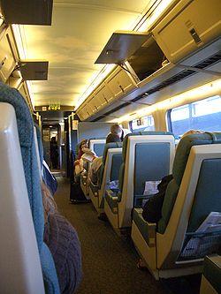 Comfort Class interior