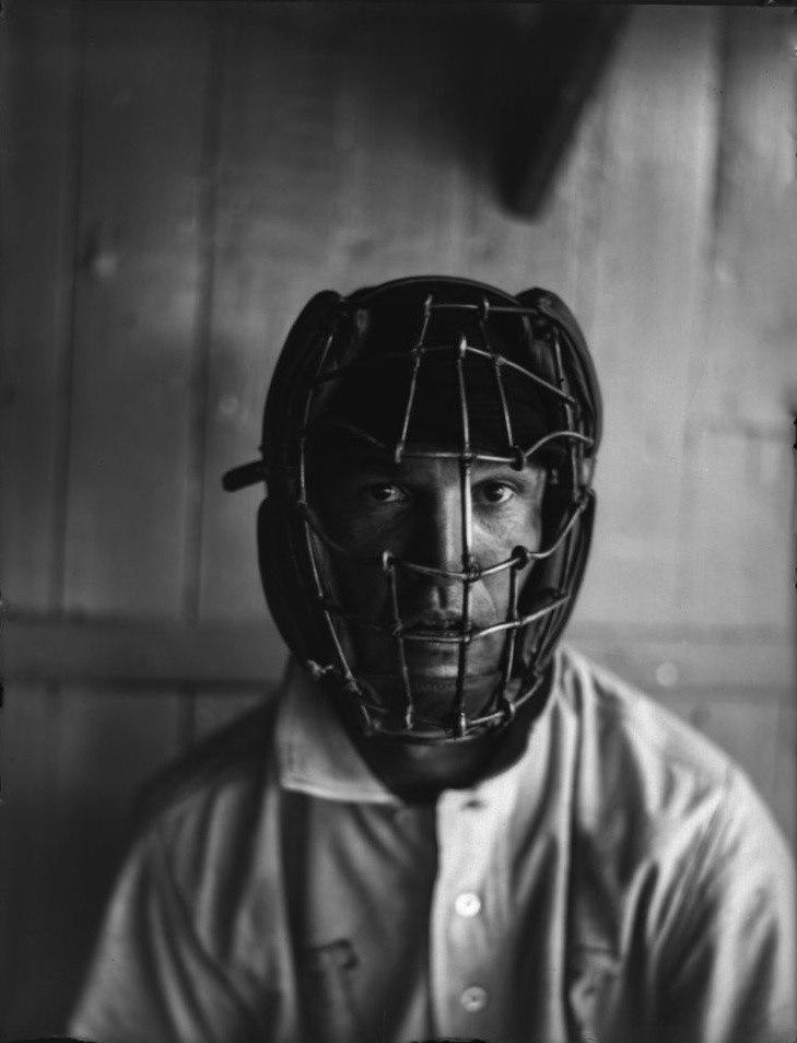 Vic Willis Catcher's Mask