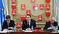 Victor Ponta, Andrei Dolineaschi si Ion Iliescu la reuniunea BPN - 16.12.2013 (4) (11401253836).jpg