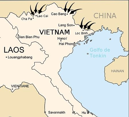 Perang China-Vietnam