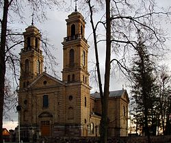 Vievis church.JPG