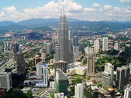 View on Petronas Towers.JPG