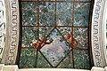 Villa giulia, portici con affreschi di pietro venale e altri, pergolato 27.jpg