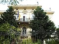 Villa with dancing puttos - Budapest District VI., Városligeti fasor 5.JPG