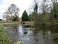 Village pond at Fring - geograph.org.uk - 1778505.jpg