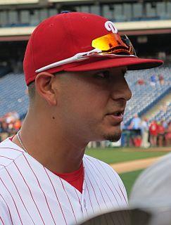 Vince Velasquez baseball player