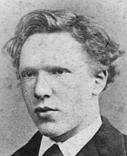Vincent van Gogh, c. 1876, photographer unknown
