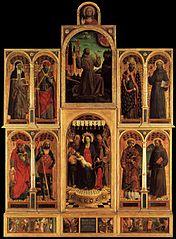Polyptyque de Santa Maria delle Grazie