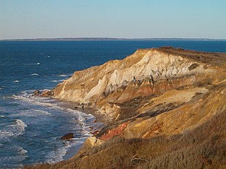 Vineyard Sound - Vineyard Sound is the body of water located behind the Gay Head Cliffs of Martha's Vineyard.