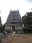 Viratteswara Temple, Vazhuvur