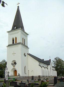 Virserums kirke