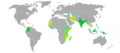 Visa requirements for Bhutanese citizens.png