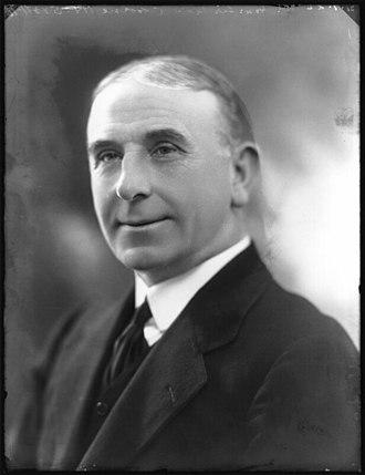 Robert Horne, 1st Viscount Horne of Slamannan - Image: Viscount Horne