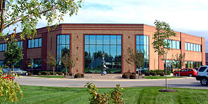 Copient Technologies - Copient's West Lafayette offices, 2005.