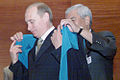 Vladimir Putin in Kazakhstan 9-11 October 2000-8.jpg