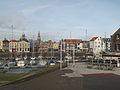 Vlissingen, stadszicht vanaf de Oranjedijk foto6 2014-02-23 11.42.jpg