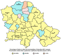 Vojvodina ethnic2011 serbs.png