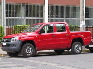 Volkswagen Amarok - 2011 Base model 4x2
