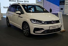 Image illustrative de l'article Volkswagen Touran