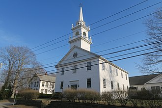 Voluntown, Connecticut - Voluntown Baptist Church