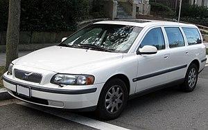 Volvo V70 - 2002 Volvo V70 (US)