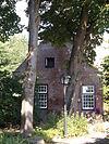 voormalige sarrieshut en molenaarswoning - 1