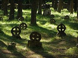 Vormsi kalmistul.jpg