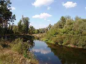 Vorskla River near New Sanzary.JPG