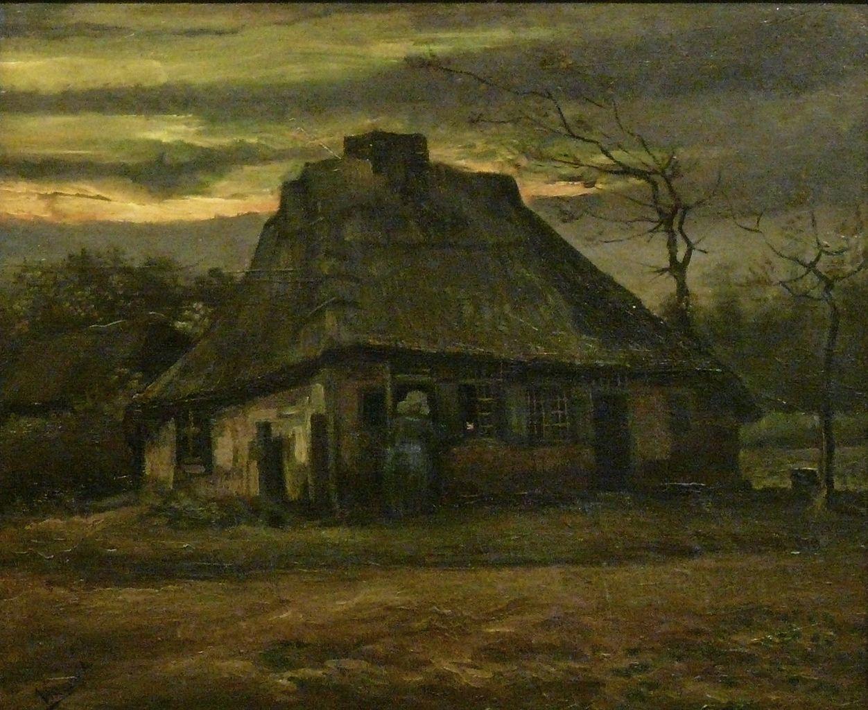 File:WLANL - jankie - De hut, Vincent van Gogh (1885).jpg