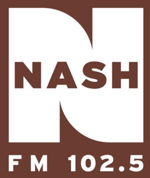 WMDH-FM - Image: WMDH FM (Nash FM 102.5) logo