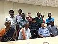 WMF program officers meet up.jpg