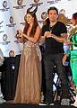 WW Chicago 2014 Contest - Maleficent & Jason David Frank (15065605881).jpg