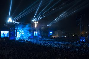 Wacken Open Air - Wacken Open Air 2014 Main Stages