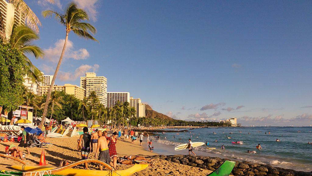 Waikiki Beach Marriott Resort Spa Menu