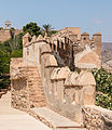 Walkway Alcazaba, Almeria, Spain.jpg
