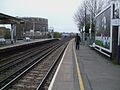 Wandsworth Town stn slow eastbound look west2.JPG